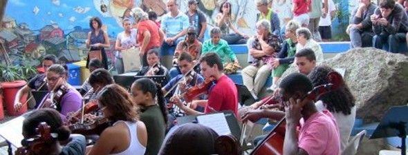 Ajude a Orquestra da Grota e pague menos IR