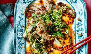 Beef with cumin, Revolutionary Chinese Cookbook, Fuchsia Dunlop