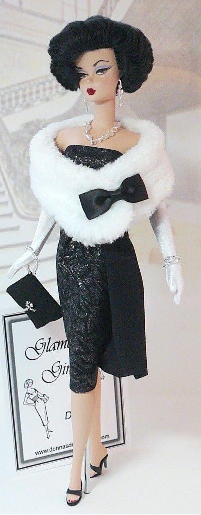 Black milk glass lorikeet dress up barbie