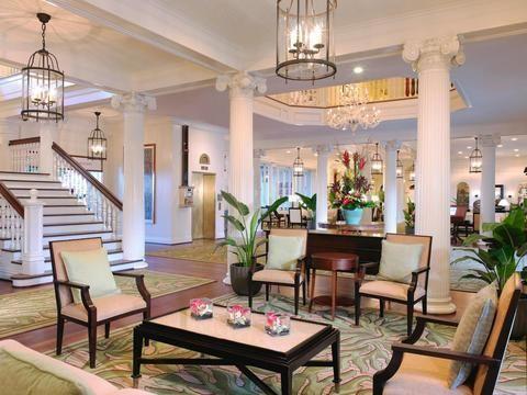Hotel Deal Checker - Moana Surfrider, A Westin Resort & Spa