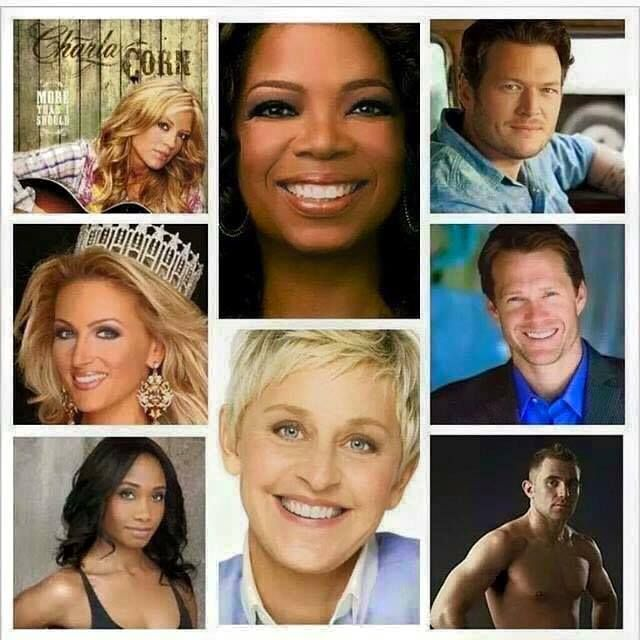 This is a list of celebrities who LOVE, USE and SELL Rodan+Fields! They can afford the most expensive products available, yet they choose R+F ! They have access to ANY skincare line in the WORLD and CHOOSE, BUY and SELL Rodan+Fields! https://aliciagarcia.myrandf.com/Home #ellendegeneres #oprah #blakeshelton #celebrity #missusa #missuniverse #rodanandfields