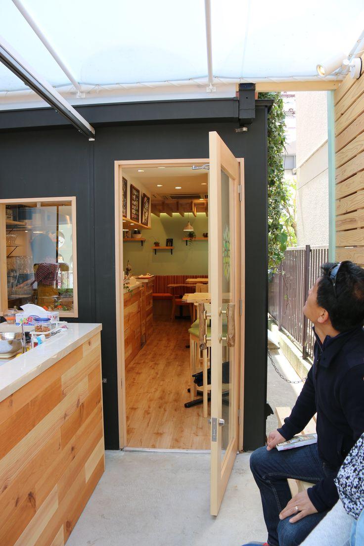 Motto juice bar in Harujuku