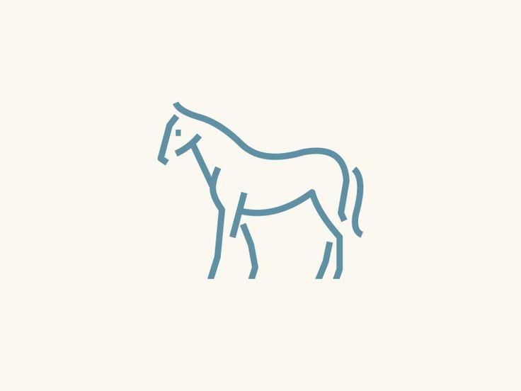 The 25 Best Horse Logo Ideas On Pinterest Animal Logo