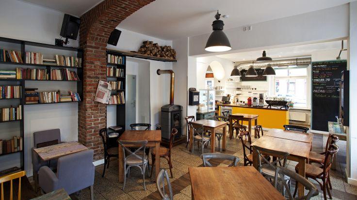 Můj šálek kávy - Direct Trade kavárna v srdci Karlína - Křižíkova 105, Karlín