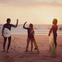 Get complete service on surfcamp Portugal right here that you may be looking for. We render guided tours, single lessons and surfing holiday packages.