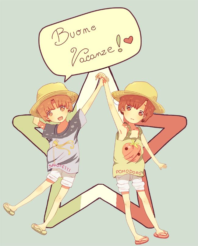 Buone Vacanze by ChocoHal.deviantart.com on @deviantART