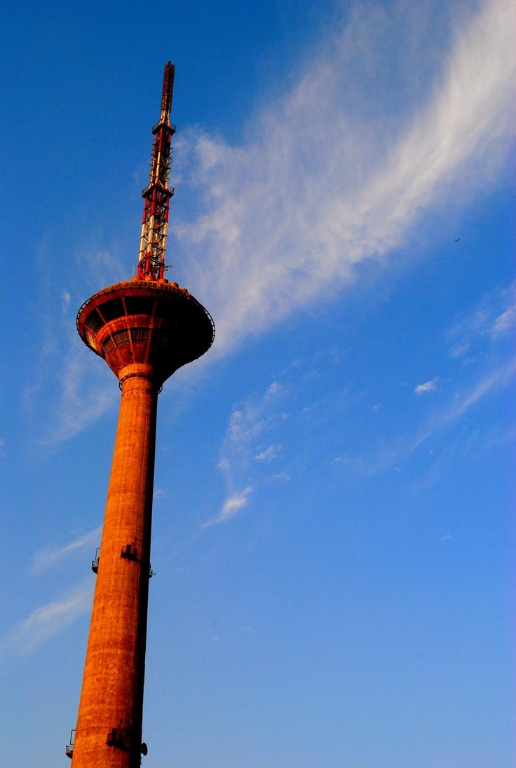 All India Radio Tower, Pitampura