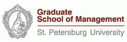 St Petersburg State University Graduate School of Management logo