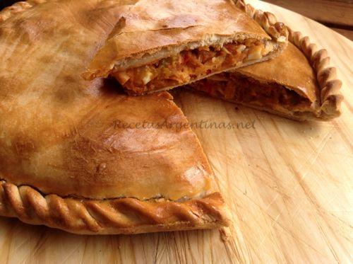 Empanada Gallega | Recetas de Cocina Argentina Fáciles y Para Todos los Gustos.
