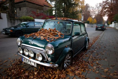 Belle voiture, belle photo! :)
