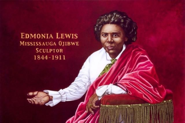 A profile of Edmonia Lewis, African American and Native American female sculptor, whose work became popular again in the late 20th century.