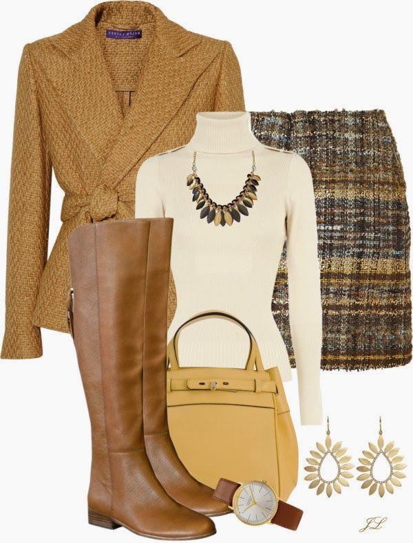 How To Wear Mustard For A Deep Autumn