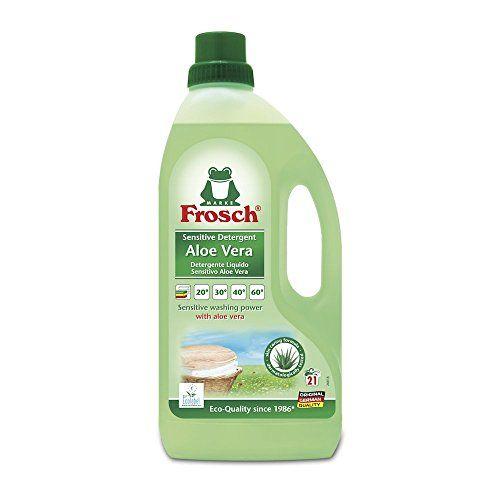 Frosch USA Laundry Detergent, Aloe Vera, 56 Ounce Frosch USA…