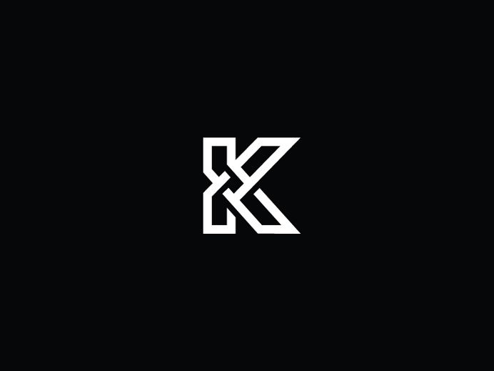 K by George Bokhua in Logo design
