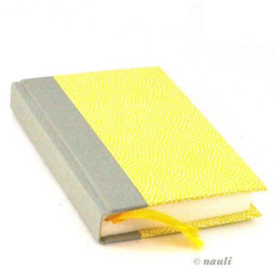 Day Planner 2014 lemon yellow grey on Etsy, 22,00€