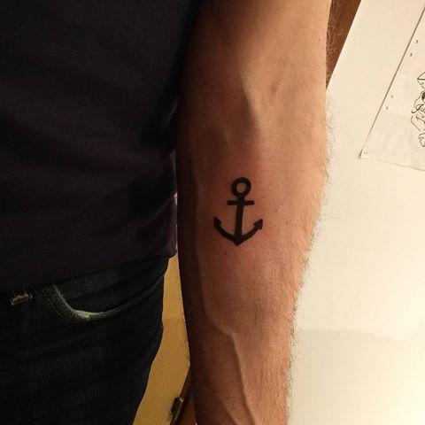Bildresultat för ankare tatuering betydelse