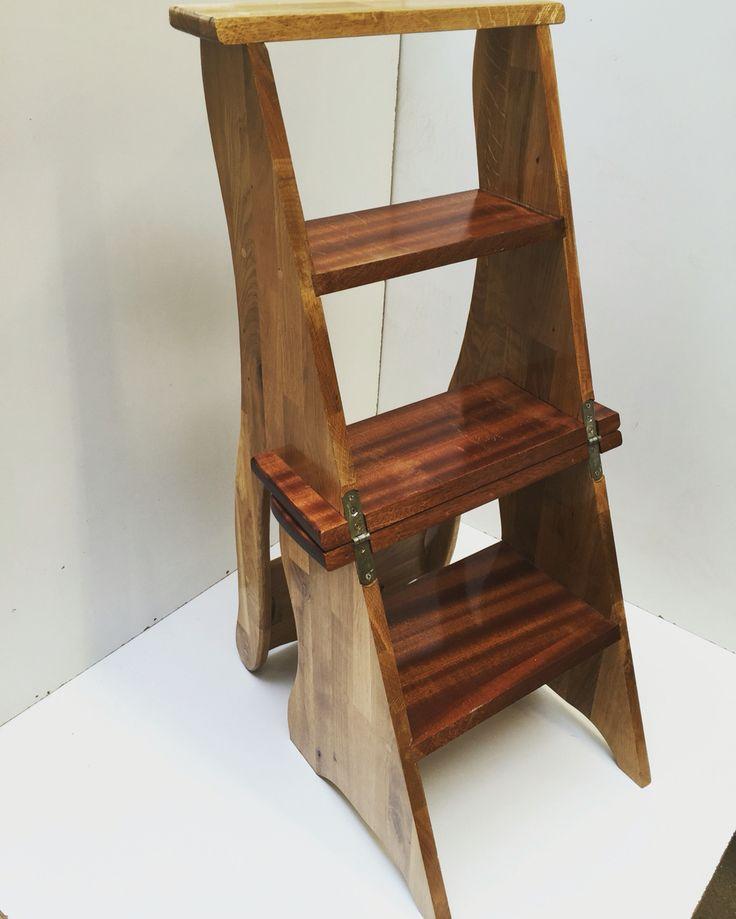 Chair/Step Ladder