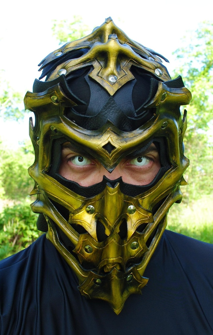 маски скорпиона фото эту группу входят
