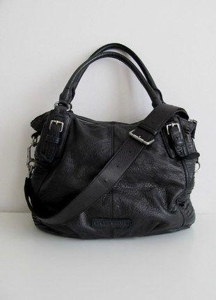 Kaufe meinen Artikel bei #Kleiderkreisel http://www.kleiderkreisel.de/damentaschen/umhangetaschen/124260532-schwarze-emmi-liebeskind-berlin-tasche