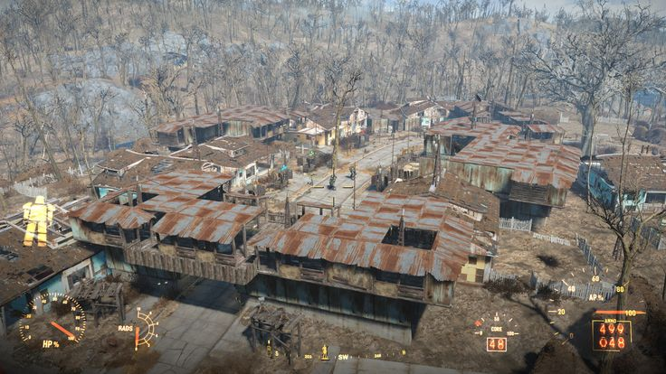 Sanctuary Settlement Ideas
