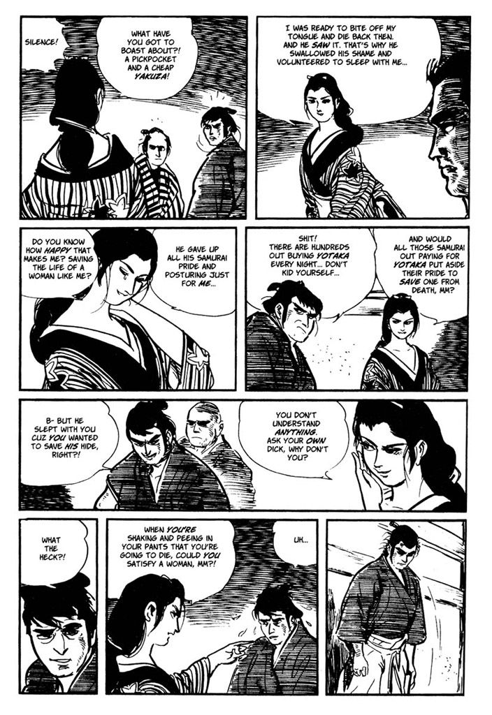 Lone Wolf and Cub: The Assassin's Road | 4thletter!