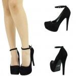 scarpe donna nero tacchi
