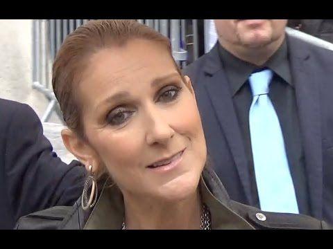 Céline DION with her Fans @ Paris saturday 18 june - samedi 18 juin 2016
