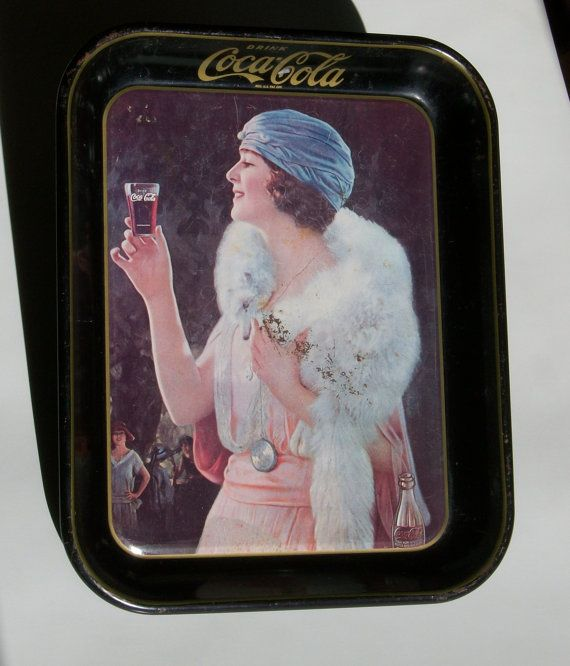 Vintage 1979 Coca Cola Serving Tray by Store19 on Etsy
