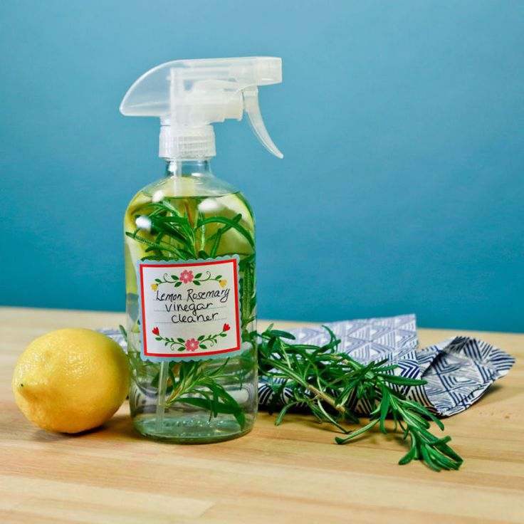 7 Scented Upgrades for DIY Vinegar Cleaners