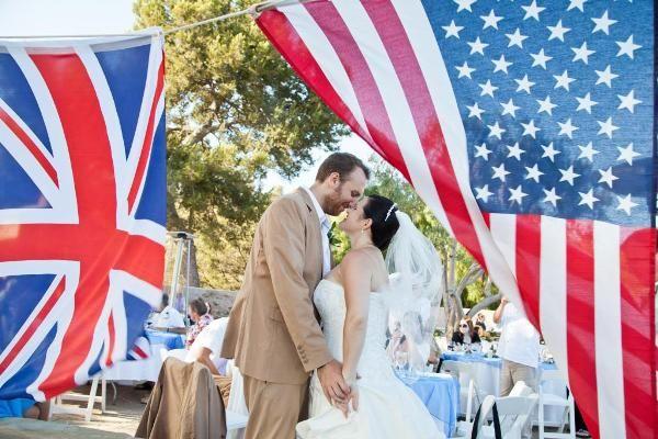 Sarah and Jim's Coastal Themed Wedding - A Lovely Thyme