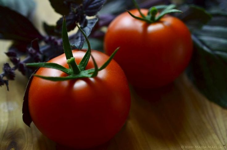 Murajan maukkaat tomaatit www.murajantila.blogspot.com