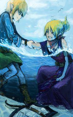 wind waker goddess statues - Google-haku
