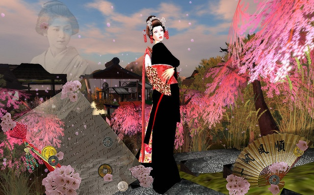 history of geishas Word origin and history for geisha n 1887, japanese girl whose profession is to sing and dance to entertain men hence, loosely, prostitute, from japanese,.