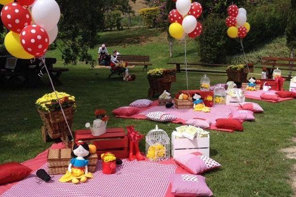dicas de como organizar um piquenique, picpic, ideias criativas, festa piquenique, como fazer, diy, garden party, park