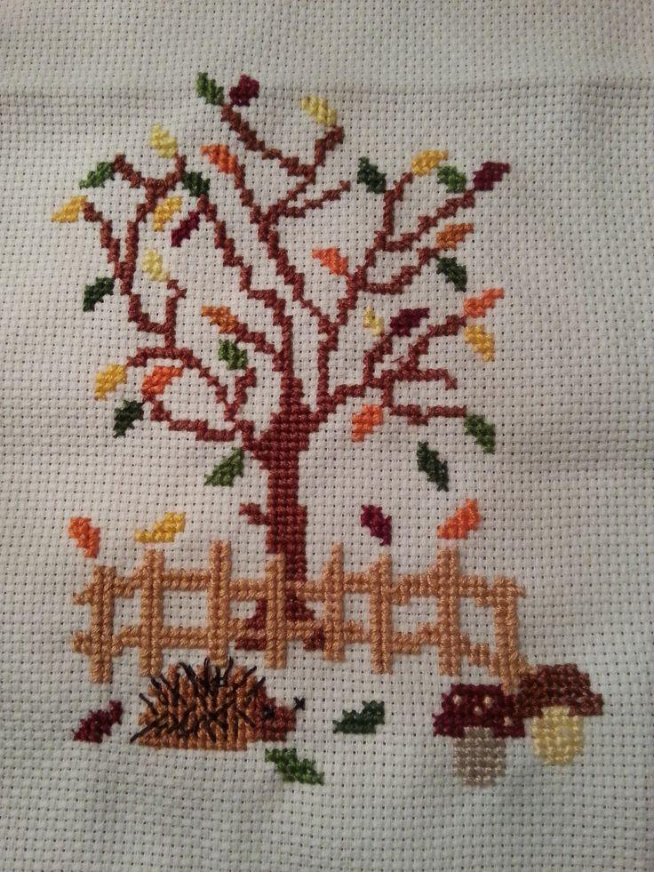 My version of stickeule's pattern :)