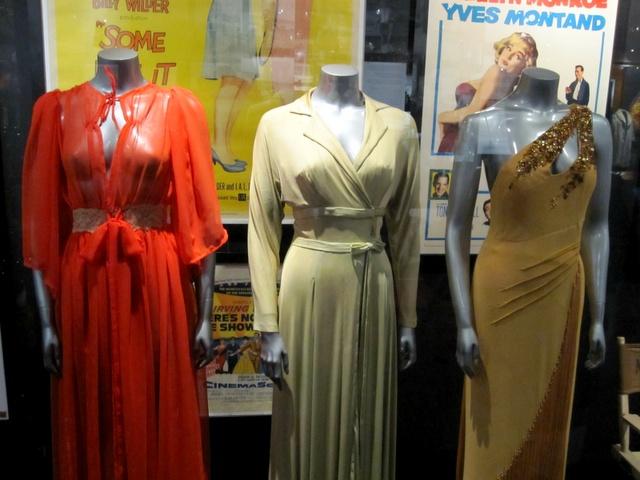 The Marilyn Monroe Exhibit