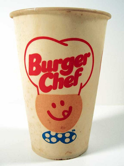 another pinner wrote: Burger Chef-used to go to the one across the street from my college campus