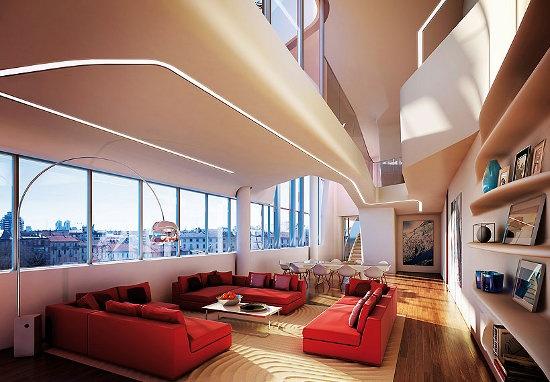 Amazing site with beautiful images: www.city-life.it   #attico_milano_fiera   #immobili_prestigio_milano #case_lusso_milano #appartamenti_milano_fiera  #home #apartment #residence #milan #milano #italy #italia #luxury #house #houses #home #design #interiors #furniture #livingroom #living_room #sofa #shelves #table