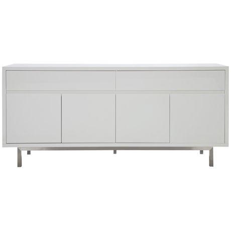Signature 4 Door/2 Drawer Buffet | Freedom Furniture and Homewares