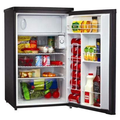 Captivating Great For The Dorm Room! On Sale Now, Grab The Emerson Cu. Compact  Refrigerator For OFF. Part 12