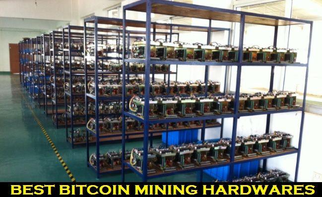 best mining bitcoin machine