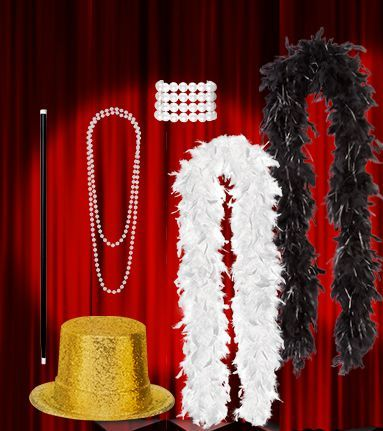 Hollywood Theme Party Supplies - Hollywood Party Decorations ...