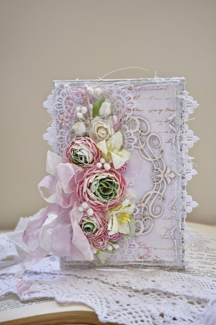 50 оттенков розового...: Открытки цветочных фей