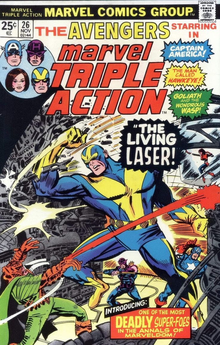 Marvel Triple Action Issue #26 - Read Marvel Triple Action Issue #26 comic online in high quality