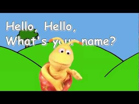 Fun for kids: click for video that teaches youngsters to introduce themselves.