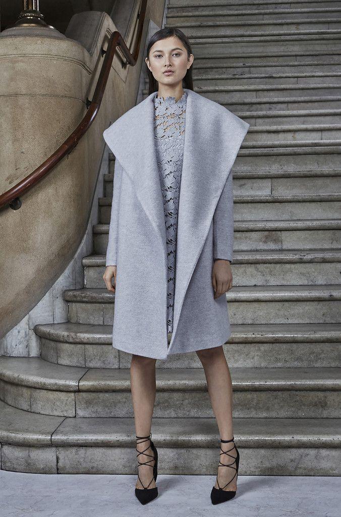 Keepsake - Heirloom Coat Grey