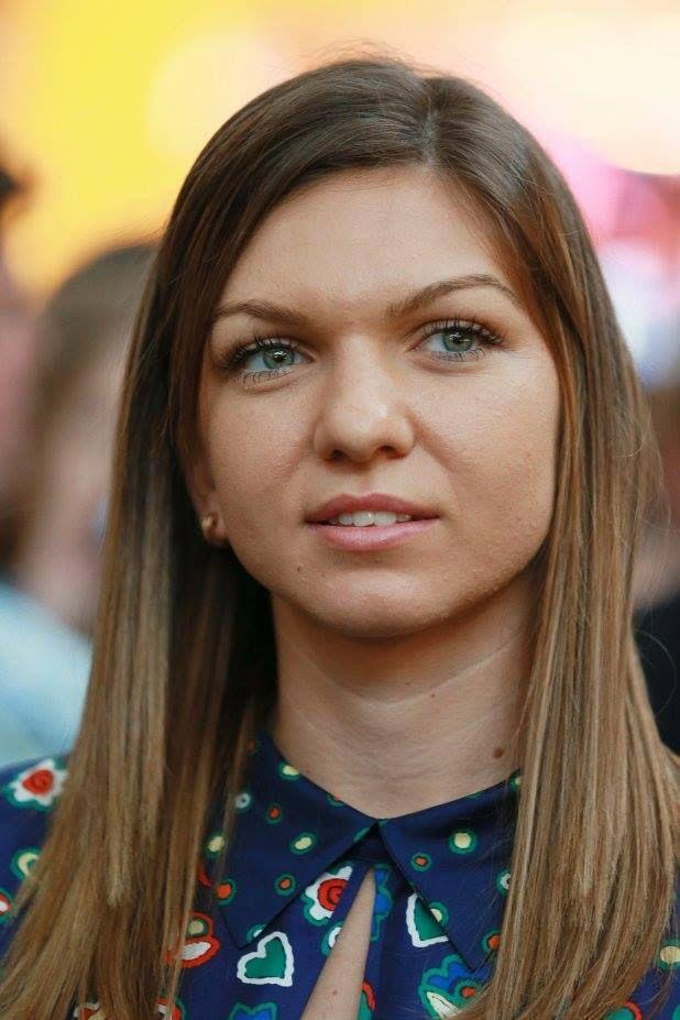 Simona Halep Romania's beautiful WTA star