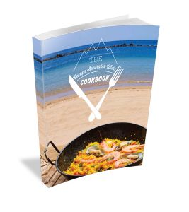 free #recipes for campsite #cooking breakfast, lunch, dinner and desserts