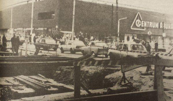 Észak fotók 1985 novemberéből