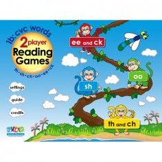 PLD 2P Read 1b - sh, ch, th, oo, ee, ck words